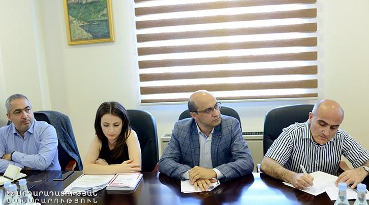 Աշխատանքային քննարկում՝ «Հայաստանում արբիտրաժի զարգացման հեռանկարները» թեմայով