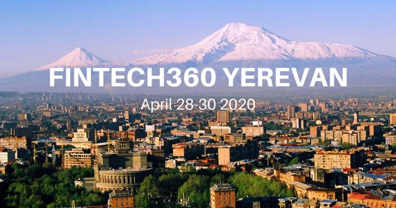 FINTECH360 to be held in Yerevan in April