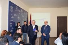 Հայաստանի բանկերի միության ներկայացուցիչների հետ հանդիպում բարձրագույն դատական խորհրդում