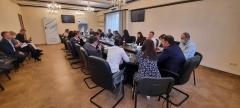 Լիզինգի ինստիտուտը բարելավող օրենսդրական փաթեթի կլոր սեղան-քննարկում ՀԲՄ-ում